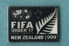 FIFA Under 17 World Championship New Xealand 1999 2