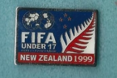 FIFA Under 17 World Championship New Xealand 1999