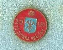 TJ_Jiskra_Kraliky__20_years