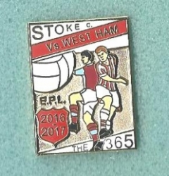 Stoke City V West Ham United