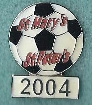 St Mary's St Peter's 2004