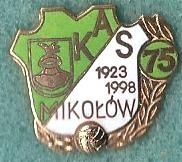 AKS Mikołów 75 Years