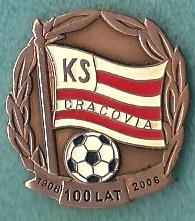 KS Cracoviva 100 Years