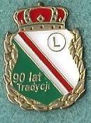 Legia Warszawa 90 Years