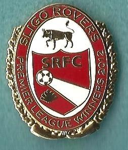 Sligo Rovers Premier League Winners 2012 2