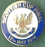 St Johnstone Scottish Cup Final 2014