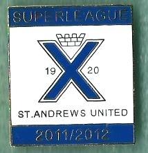 St Andrews United 3