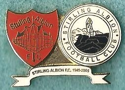 stirling albion 3 1945-2005