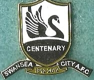 Swansea City 3 Centenary 1912 -2012