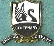Swansea City 3 Centenary 1912 -2012