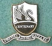 Swansea City 4 Centenary 1912 -2012