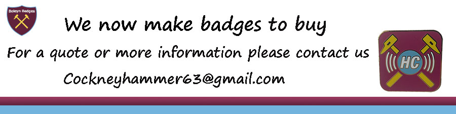 Boleyn badges banner 6