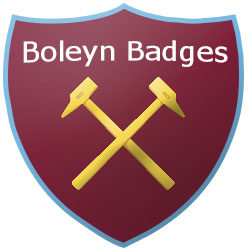 Boleyn Badges – Football Badge Collection