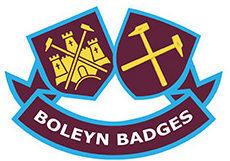 Boleyn Badges – Football Badge Collection